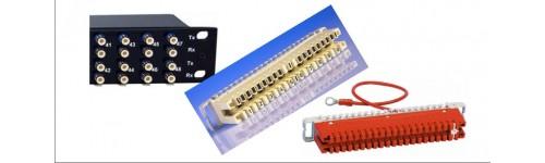 KRONE CONNECTORS/ CONNECTION BOXES