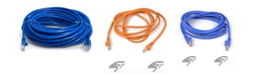 CAT5E AND CAT6E DATA CABLES